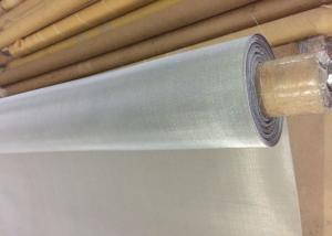 China Plain Weave Stainless Steel Wire Mesh For Corrosion Resistance , Square Hole Size on sale