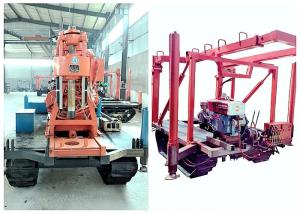 China Good Performance Core Drilling Rig For Borehole Mineral Drill ISO Listed on sale