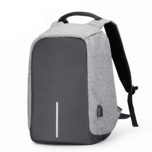 China Two Tone Polyester Laptop Bag Anti Theft For Travel / Outdoor Activity / School on sale