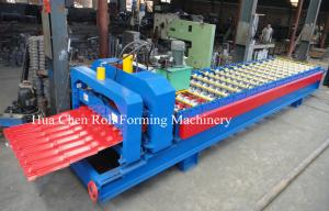 China Tile Roof Sheets Corrugation Machine on sale