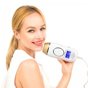 China LCD Display Laser Hair Removal Machine Size 176 * 46 * 74mm Acne Treatment on sale