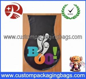 China Eco Friendly Plastic Treat Bags Printed Customized For Halloween on sale