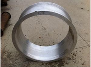 China Aluminium Aluminum 2618 Alloy (UNS A92618)Forging Blower Casing(Piston Bushing) Shells on sale