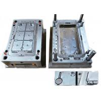 High Polish Custom Plastic Injection Molding , Industrial Valve Gate Injection Molding