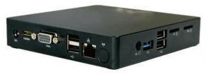 China Low Power Industrial Mini PC With VGA and HDMI Ports , Support Dual - display on sale