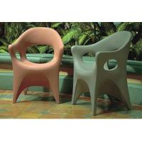 China rotomolding plastic garden chair on sale