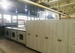 China On - Site Assembled Mesh Belt Annealing Industrial Glass Furnace on sale