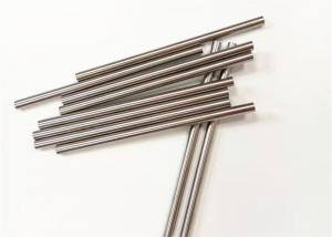 China Metal Cutting Cemented Carbide Rods / Ground Carbide Rod High Precision on sale