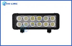 China High Power Emergency LED Light Bars for Off road / Truck / Tractor Lighting 6000K Cold White on sale