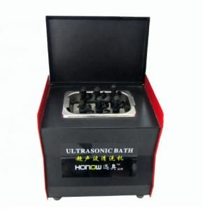 China 100W Ultrasonic Fuel Injector Tester And Cleaner Injector Cleaning Detector on sale
