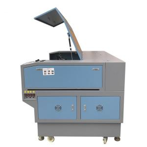 China Printed Patches Laser Engraving Machine Digital SLR With High Speed Servo Motor on sale