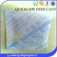 Quicklime ( CaO ) Moisture Absorbing Desiccant