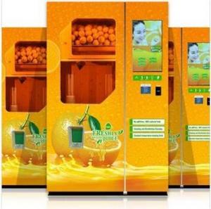 Fresh Juice Vending Machine Price For Sale Fresh Juice Vending