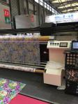 3.2m with Double 4 Color All In One Digital Textile Printing Machine
