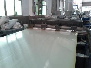 Quality CE Certificated Plastic Sheet Extrusion Machine For Kitchen Cutting Board for sale