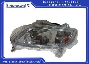 China Steel Electric Club Car Precedent Led Headlight , Club Car Precedent Accessories on sale