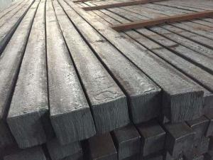 China Hot Rolled Square Steel Bar Used For Raw Materials of Construction on sale