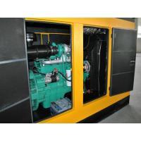 325 kva 260 kw electric cummins diesel generator with QSM11 - G2 engine AVR air breaker