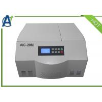 China ISO Laboratory Refrigerated Centrifuges To Separate Components Of Blood For Analysis on sale