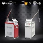 O laser Q de Nubway comutou a máquina da remoção da pigmentação da remoção da tatuagem do laser do Nd Yag