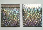 Eco Friendly VMPET Holographic Bubble Mailers 5X10 #00 Shock Resistance