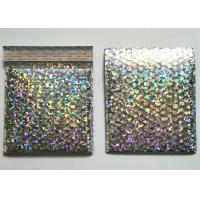 "Eco Friendly VMPET Holographic Bubble Mailers 5""X10"" #00 Shock Resistance"