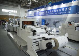 Quality Easy Operation Automatic Die Paper Cutting Machine Low Noise With LCD Display for sale