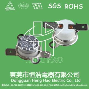 China KSD301 electric kettle thermal switch,KSD301 car air conditioner thermostat on sale
