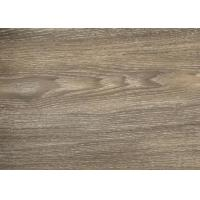 Solid Color Wood Grain Film , No Color Fading Smooth Surface Pvc Wood Film