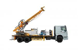 Quality JKCS300 Truck Mounted Well Drilling Rig for sale