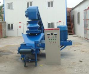 China 2013 Hot-selling Straw Briquetting Machine with High Quality on sale