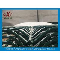 China Nice Apperance Welded Wire Garden Fence , Vinyl Coated Welded Wire Mesh on sale