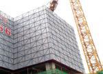 6061-T6 Aluminum Construction Formwork System Permanent Formwork For Concrete Walls