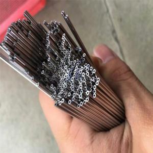 China 10×1mm Nimonic Alloy 80a Capillary Tube UNS N07080 W.Nr 2.4952 Seamless Capillary Tube supplier