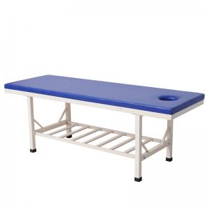 China Treatment table/massage bed with breath hole/foldable massage bed on sale