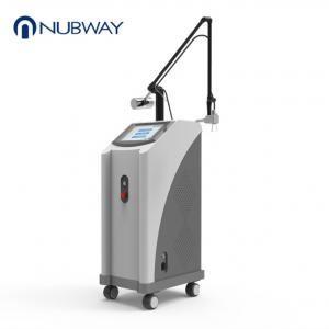 China 10600nm acne scar removal skin rejuvenation Fractional co2 laser machine on sale