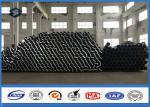 30FT 35FT Hot Dip Galvanized Steel Pole in 500kgs Design Load 69LV Power