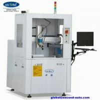 SEC-400BH Doming Sticker Automatic AB Epoxy Resin Glue Micro-volume dispensing and potting robot machine