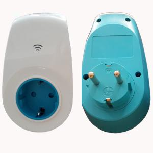 China European WIFI wireless Cotrol socket adaptor, GS approved on sale
