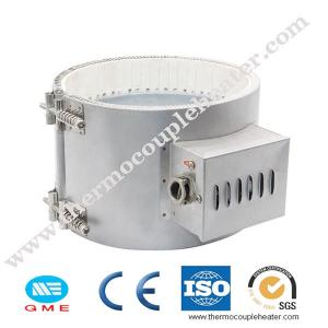 China 12V 220V Electric Ceramic Band Heater for Injection Molding Machine on sale