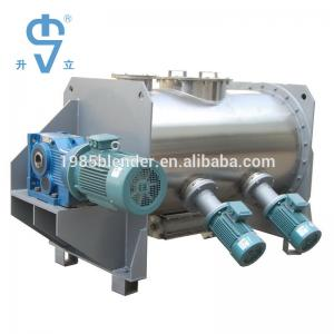 China Horizontal Ploughshear Mixer For Animal Feed / Cement Plants / Fly Ash Plant on sale