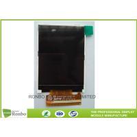 China 2.4 Touch Screen Lcd Panel 240 * 320 MCU 16 Bit Display Type TN 12 O'Clock on sale