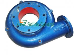 China Small Centrifugal Mud Pump Spare Part With Anti Corrosive Alloy Material on sale