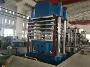 China 200t To 1350t EVA Foam Sheet Vulcanizing Machine EVA Shoe Sole Curing Press on sale