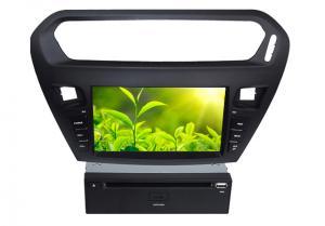 China Automotive Peugeot Navigation System Multimedia Radio for Cars on sale