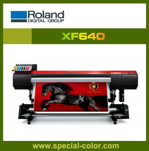 China Roland XF640 eco solvent printing machine on sale