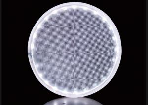Round Clear Acrylic Light Diffuser Sheet , Led Light Guide Panel