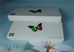 China Full Color Decorative Gift Boxes / Offset Printing Present Gift Box YH19 on sale