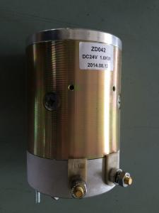 China Industrial 1.6Kw Power Pack MotorDC 24V , High RPM Hydraulic Motor 1800RPM on sale