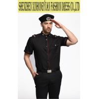 China Male Police Officer Costume , Party Fancy Dress Costumes For Men / Women on sale